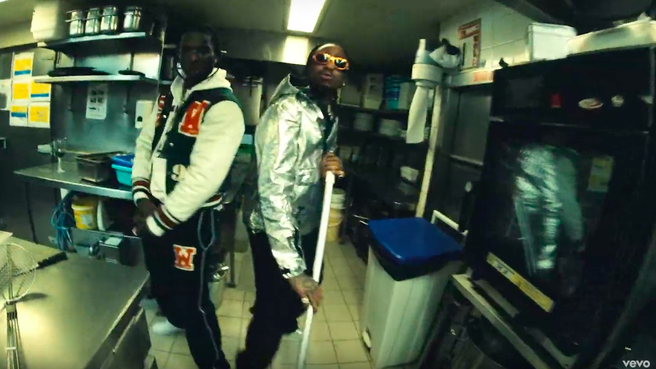 """Watch Pop Smoke and Quavo Take Over Paris in """"Shake the Room"""" Video"""