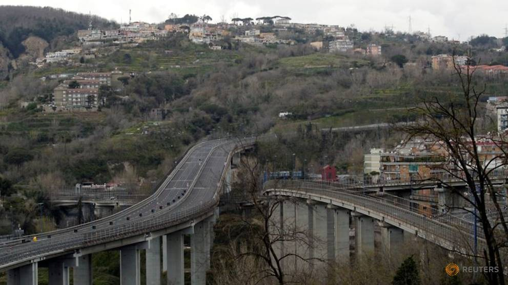 COVID-19: Italy to extend lockdown beyond Apr 3, says minister