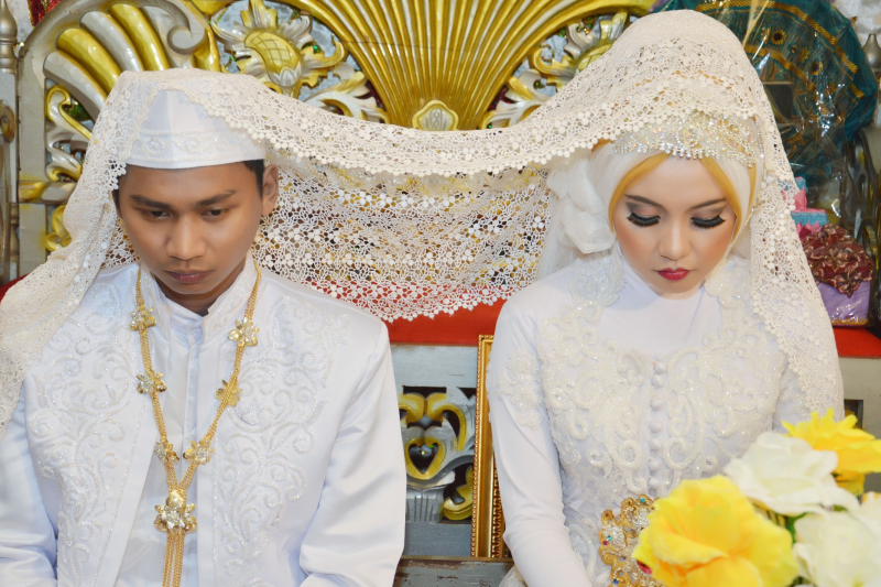 约会有罪 印尼兴起「不见即婚」