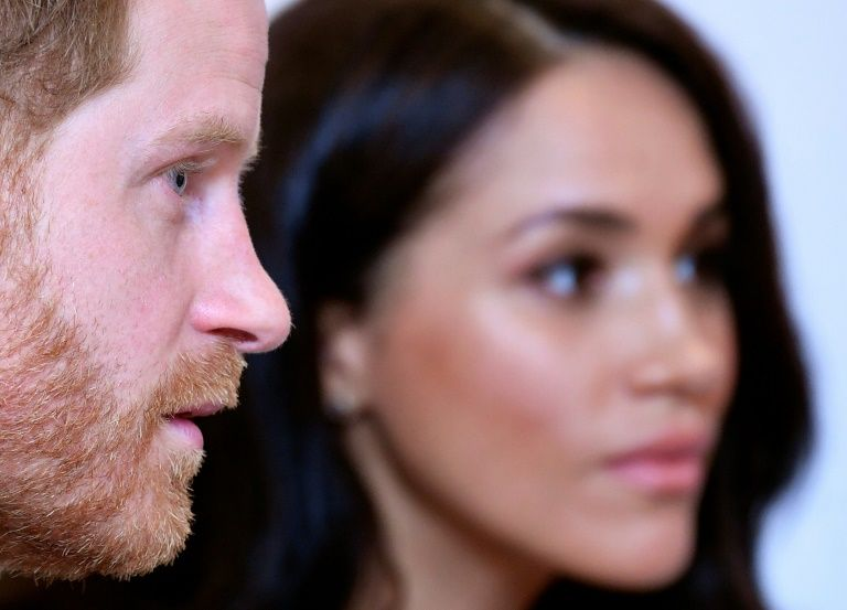 Trump says US won't pay harry and meghan security