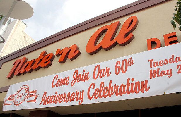 Nate 'n Al, Iconic Beverly Hills Jewish Deli, to Close on Sunday