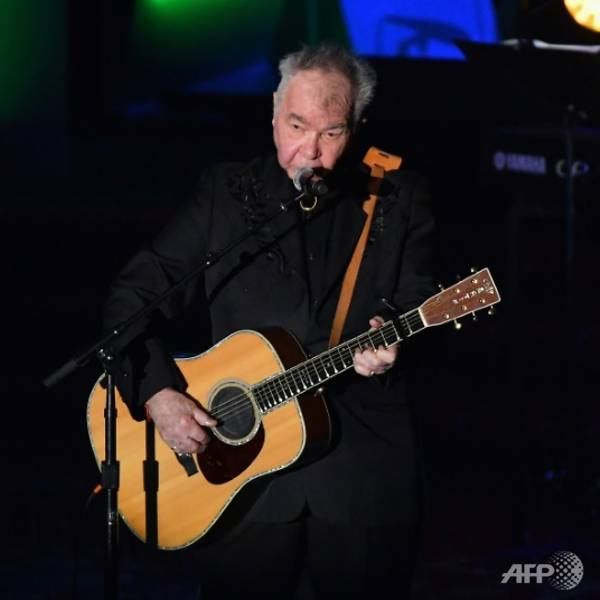 Country folk icon John Prine in 'critical' condition with COVID-19