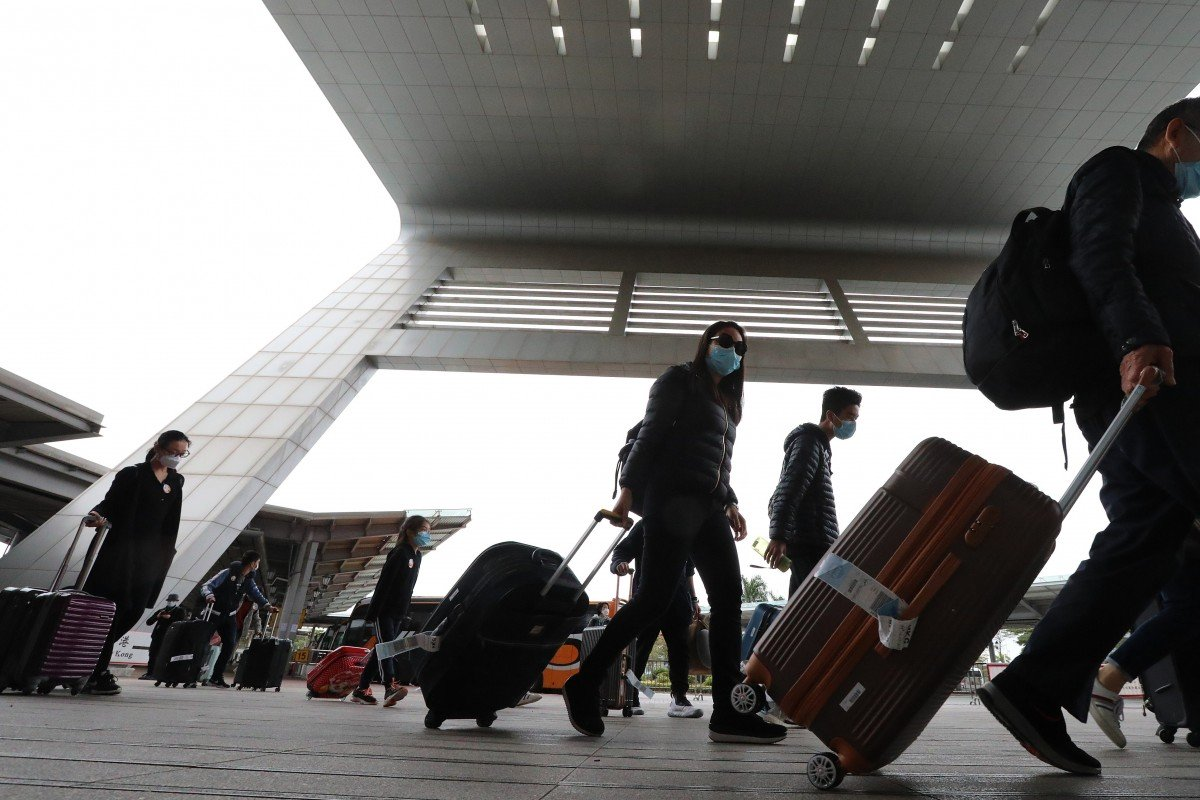 Coronavirus: Hong Kong jails homeless man who evaded Covid-19 quarantine rules