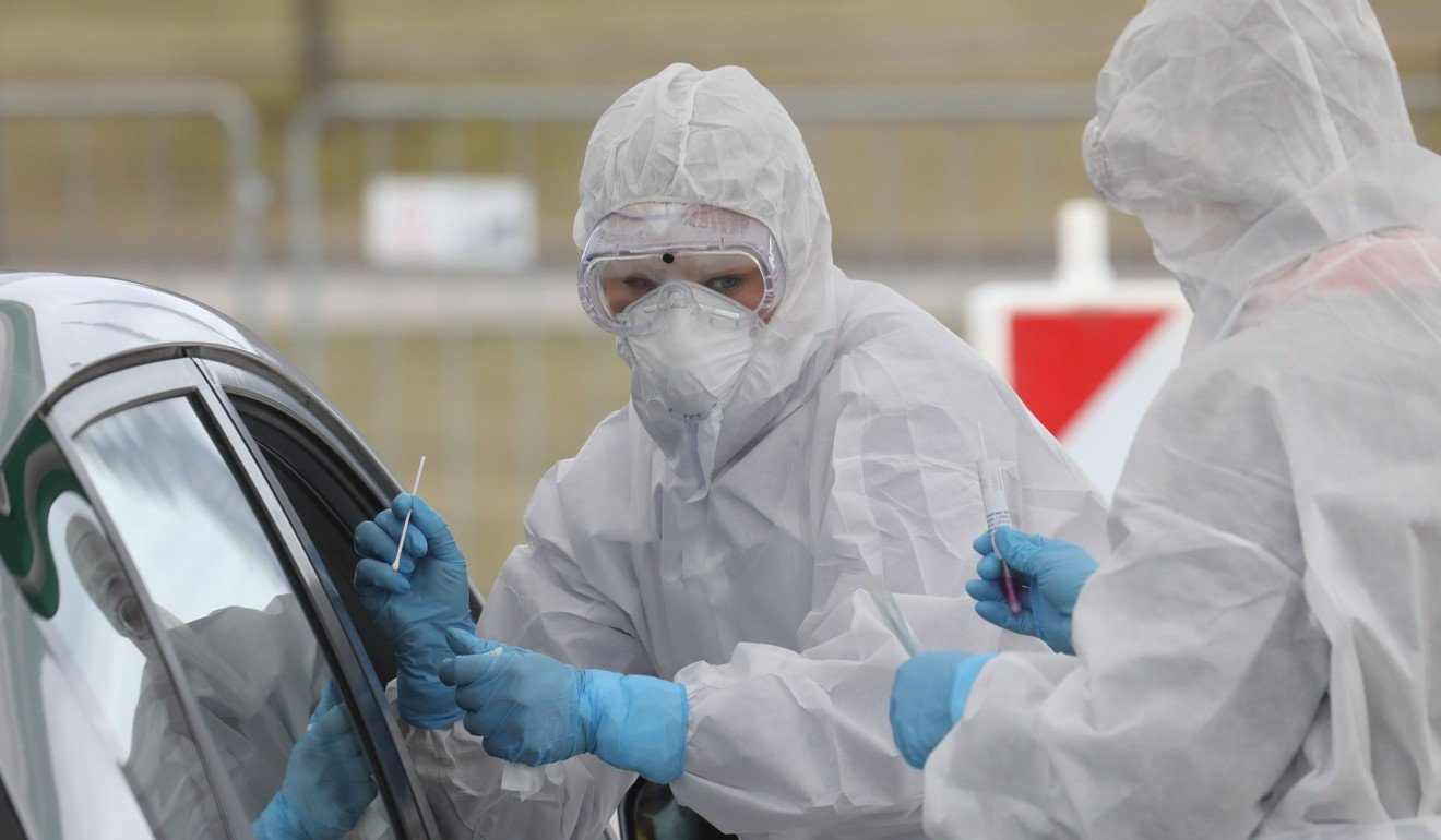 Coronavirus: China's Huawei helps provide face masks to Lithuania, where it's eyed 5G