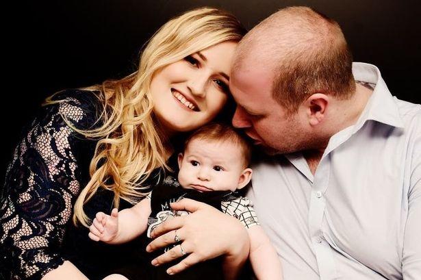 Mum's urgent plea as she fears passing 'horrendous' coronavirus onto baby son