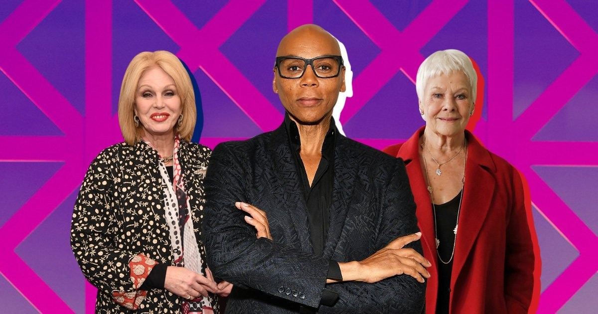 RuPaul's Drag Race UK: Dame Judi Dench and Joanna Lumley 'sign up' for series 2 – yasssss!