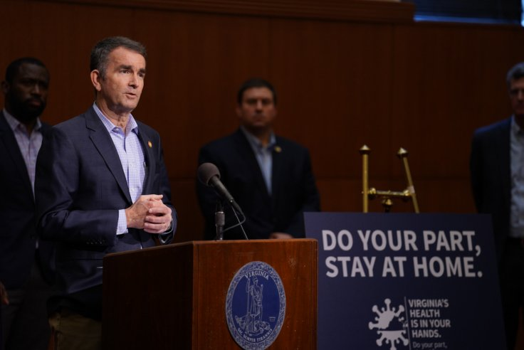 Virginia governor orders residents to stay-at-home as death toll climbs 3,000 in US