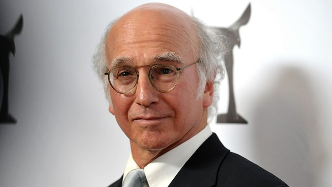 Curb's Larry David is ahead of his time and hates handshaking – and sex is next on his hitlist