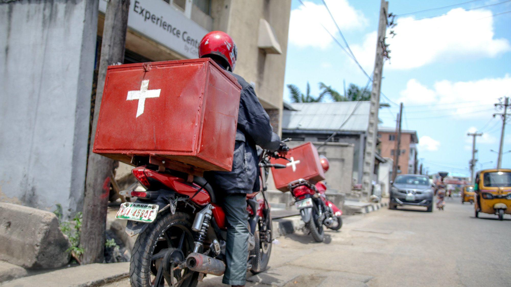 Tech startups are joining Nigeria's fight against coronavirus
