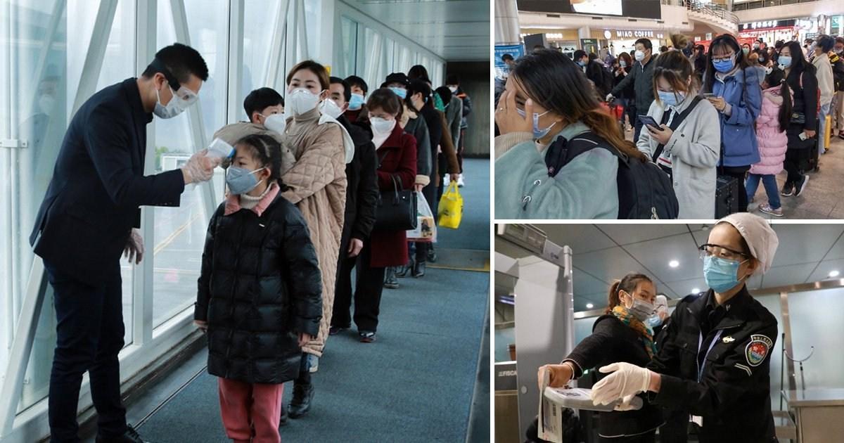 Flights restarting in China's coronavirus epicentre of Hubei