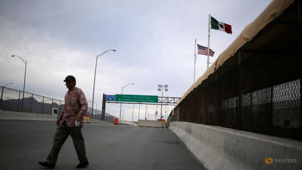 COVID-19: World's busiest border falls quiet with millions of Mexicans barred from US