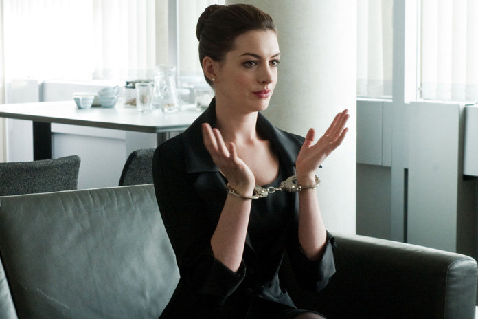 安妮-海瑟薇敲定新片计划 出演《法国儿童不乱扔食物》女主角