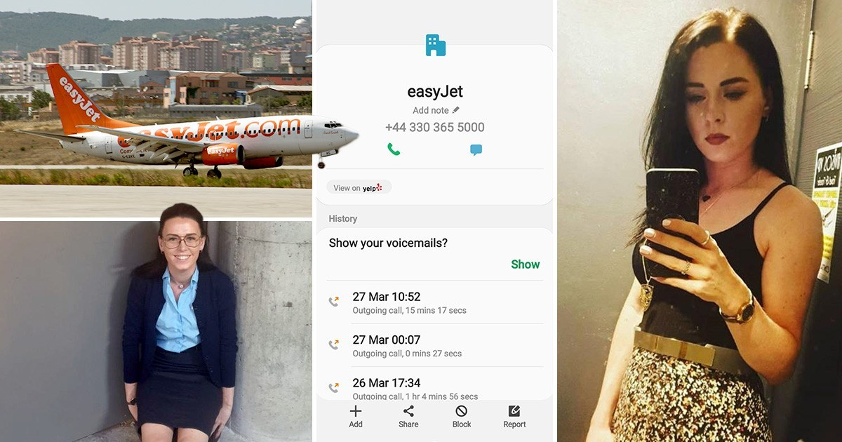 Pregnant Brit stuck in Turkey after EasyJet fleet is grounded due to coronavirus