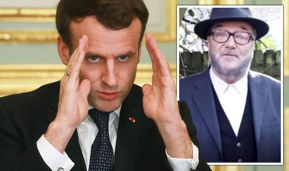 Macron shamed for threat to Boris that could have 'collapsed' Britain's food security
