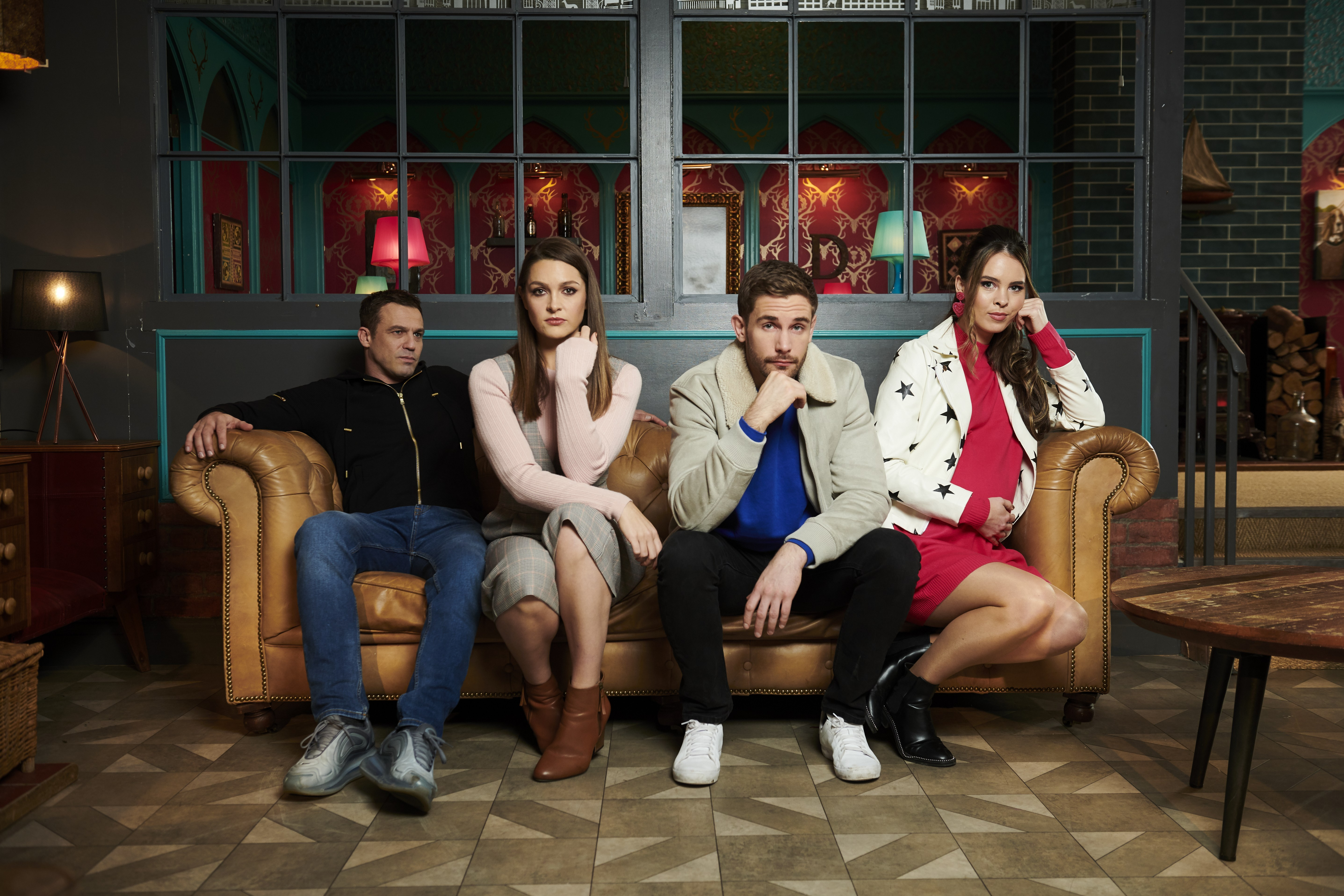 Hollyoaks spoilers: Anna Passey and Adam Woodward reveal future for Sienna Blake and Brody Hudson