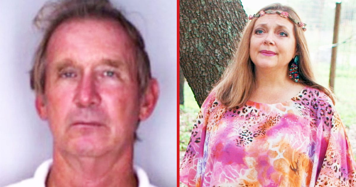 Florida Police Are Reopening The Case Of Carole Baskin's Missing Husband