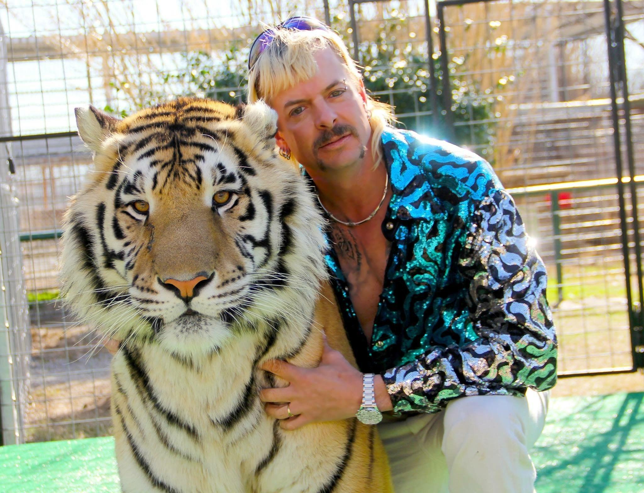 Netflix's Tiger King's Joe Exotic 'hospitalised for coronavirus'