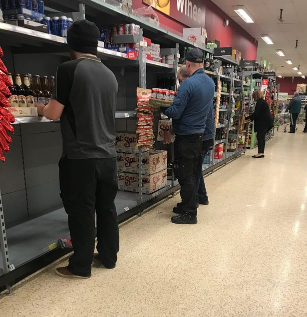 How to supermarket shop safely in coronavirus lockdown - from wiping trolleys to paying