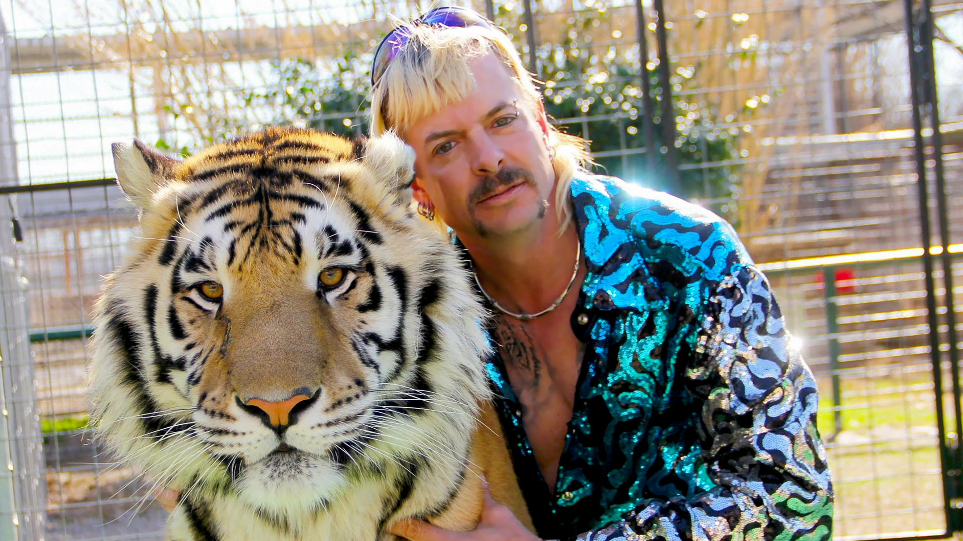 Video Shows Joe Exotic Ranting About Why He Can't Say the N-Word: 'Is This Discrimination?'