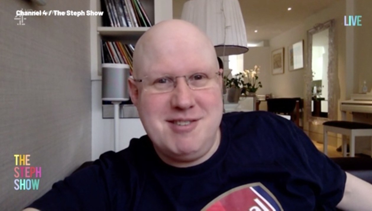 Matt Lucas helps raise £500,000 for NHS coronavirus relief with help of Baked Potato song