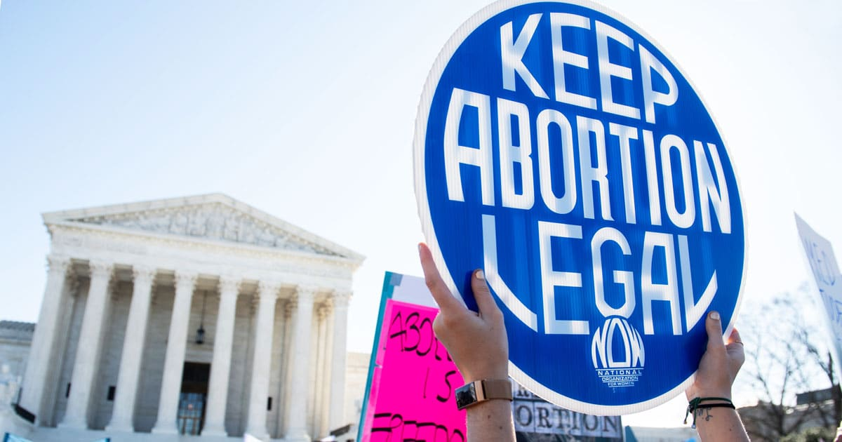 Judges Temporarily Halt Abortion Bans In Several States Amid Coronavirus Pandemic
