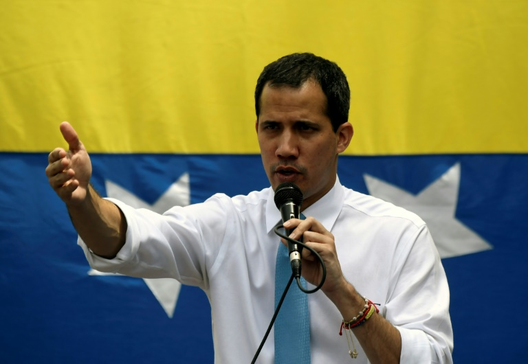 In Venezuela shift, US asks Guaido to renounce power -- for now