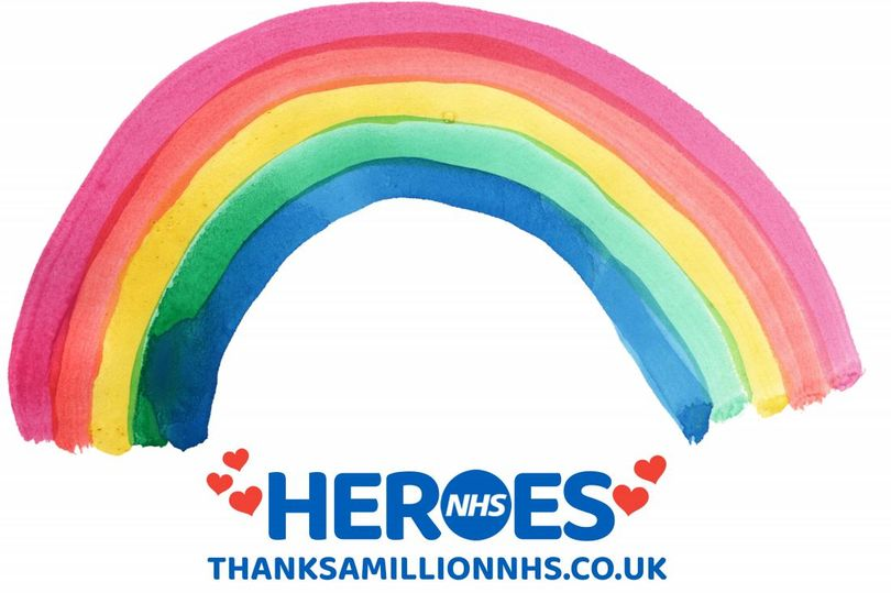 Print this poster and put it in your window to show your support for our NHS Heroes