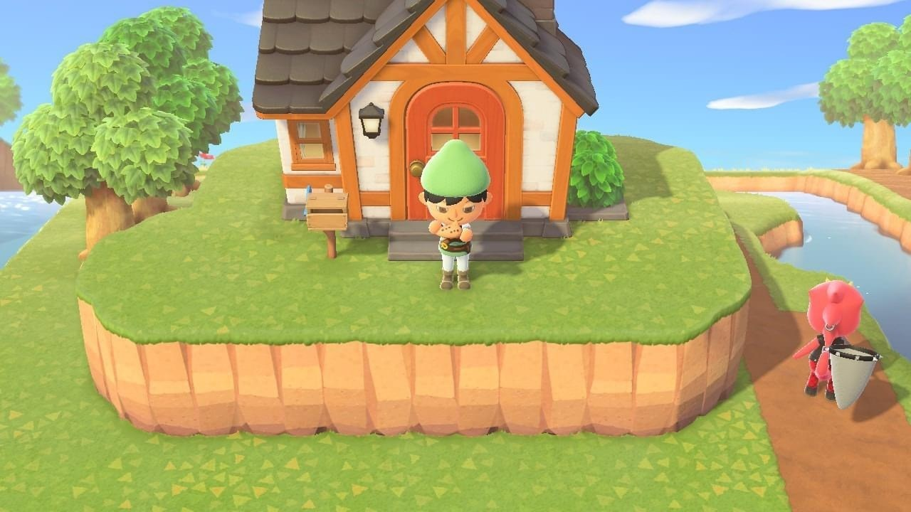 Zelda: A Link To The Past map recreated in Animal Crossing: New Horizons and it looks amazing