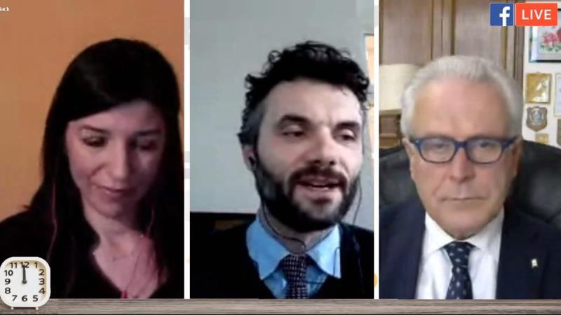 意大利普拉托市长:我们确诊少是因为看到了华人的严格防疫措施