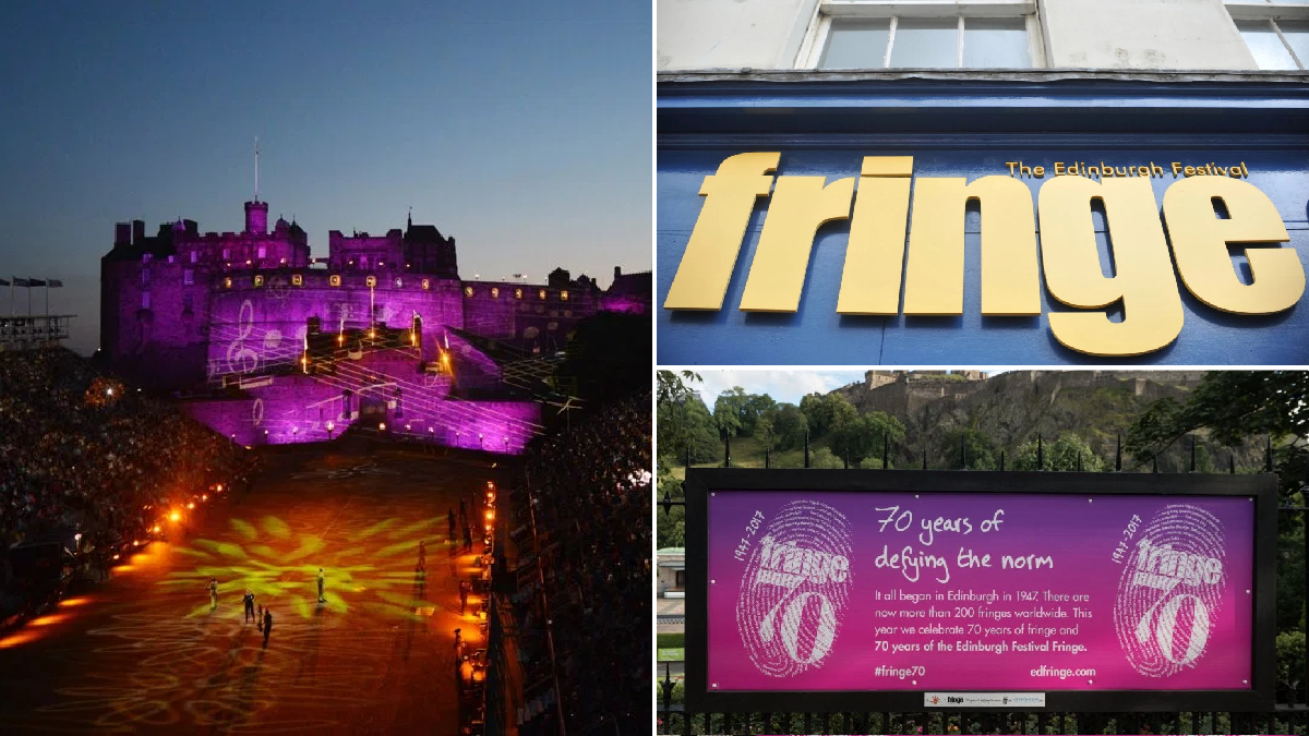 Edinburgh Fringe Festival latest event to be cancelled over coronavirus fears