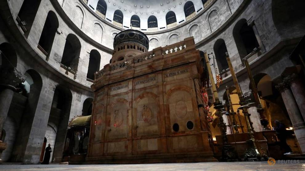 COVID-19: Holy Land custodian urges Israel to let Christian clerics celebrate Easter at Jesus' tomb