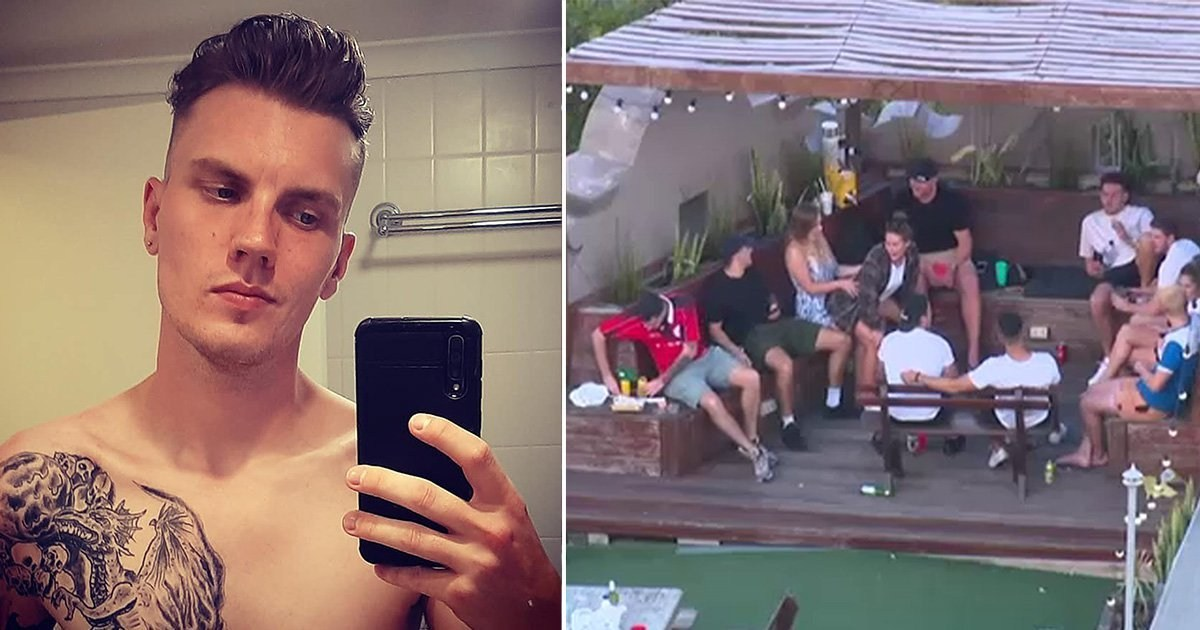 Backpacker defends people caught partying on hostel roof