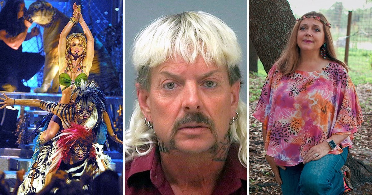 Tiger King has been more WTF since cameras stopped rolling – all the drama since Netflix released Joe Exotic's saga