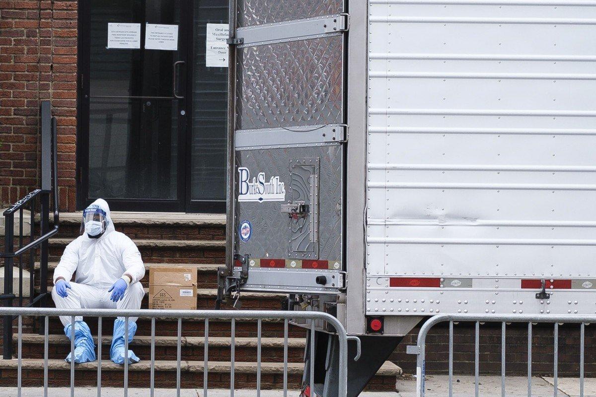 Coronavirus: Pentagon seeking 100,000 body bags for civilian use