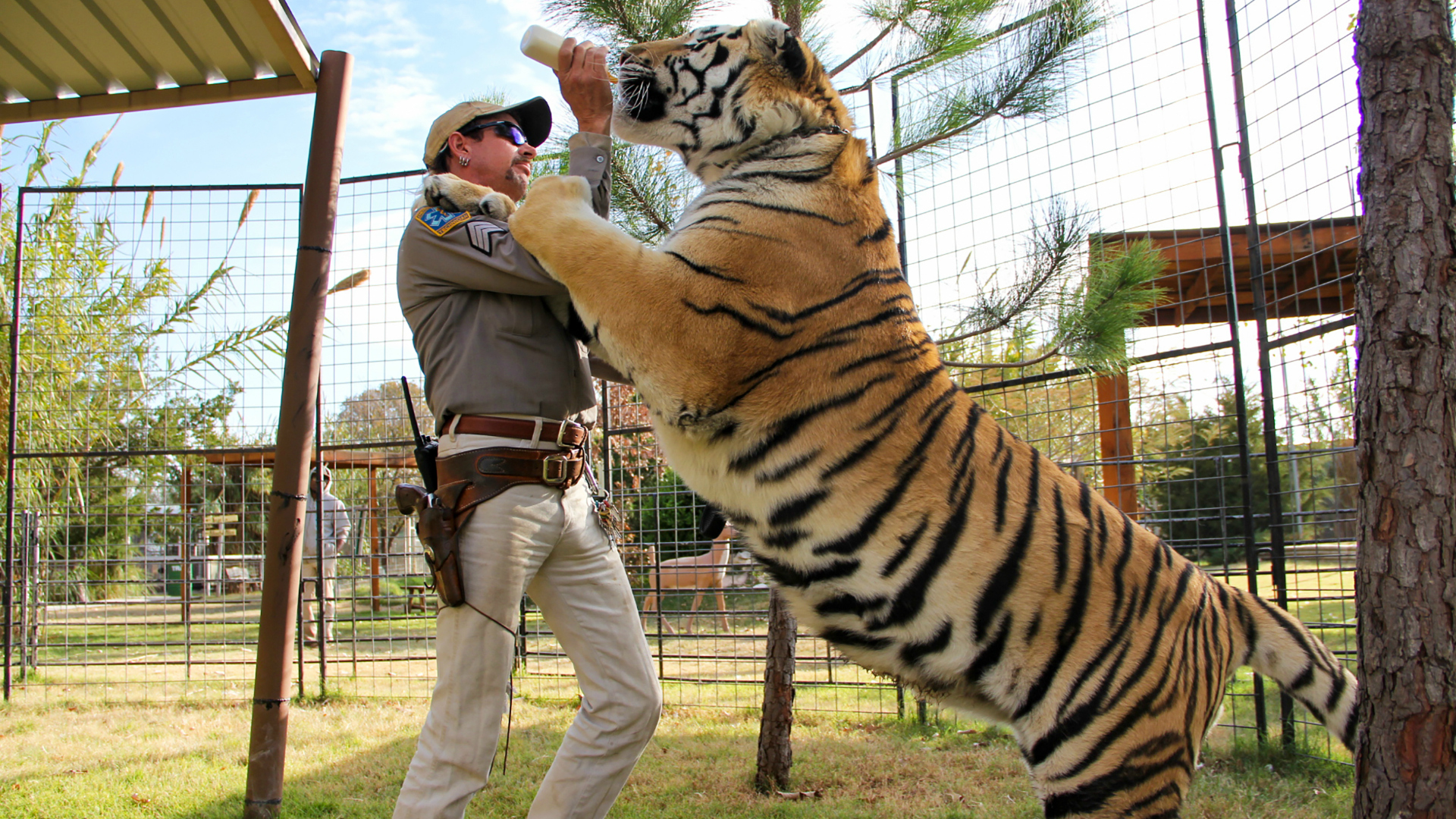 Joe Exotic's Husband, Dillon, Speaks Out About Life After 'Tiger King'