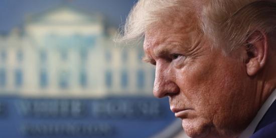 """""""得有一点灵活性"""",特朗普称不会发布全国居家隔离令"""