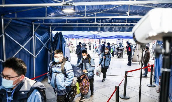 Coronavirus second wave: China risks disaster by sending MILLIONS back to school