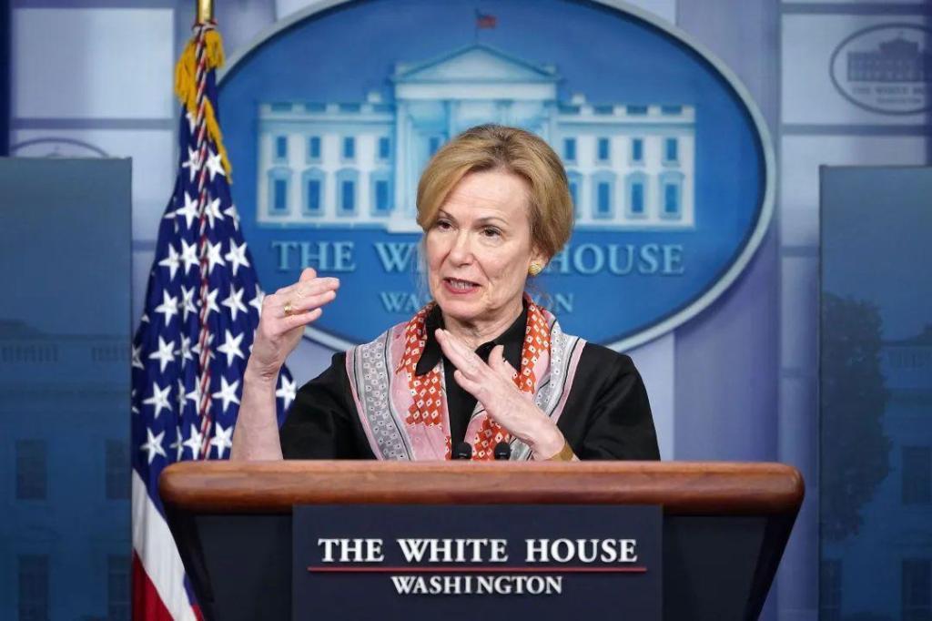 白宫:美国进行了130万次新冠病毒检测,只收到66万个检测报告