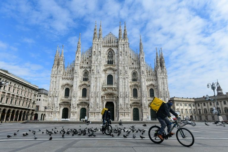 Milan shuts crematorium to deal with body backlog