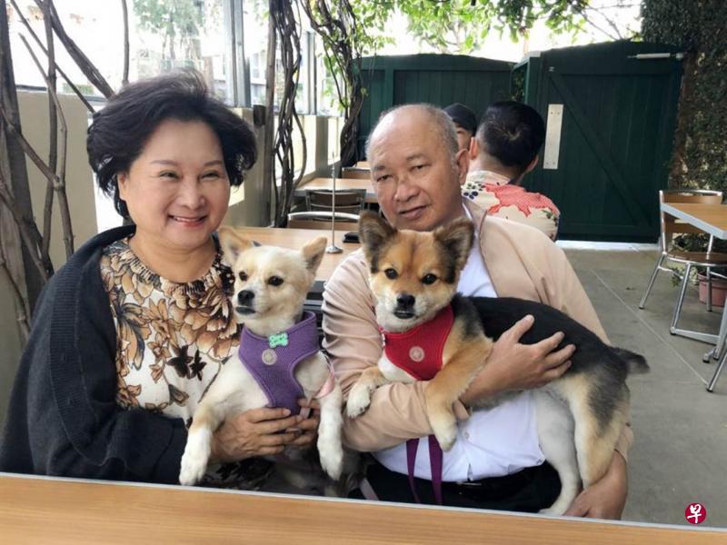 刚度过结婚44周年 吴宇森妻子美国动脑瘤手术