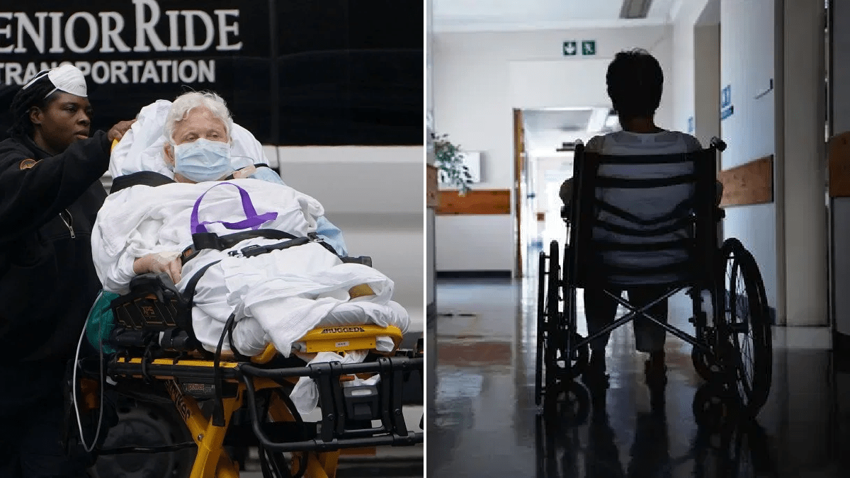 Terrified nursing home boss begs families to collect relatives as coronavirus spirals