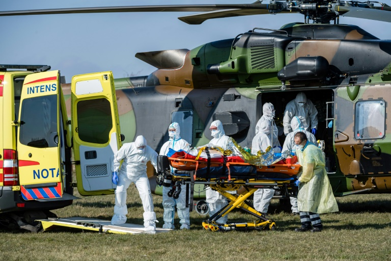 Global virus cases top a million, deaths surpass 50,000