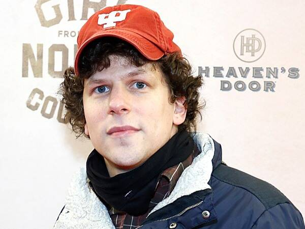 """Jesse Eisenberg Reveals He's Been Social Distancing in an RV and It's """"99.9% Perfect"""""""
