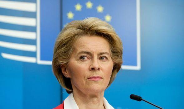 EU branded 'selfish' after member states furiously row over coronavirus response