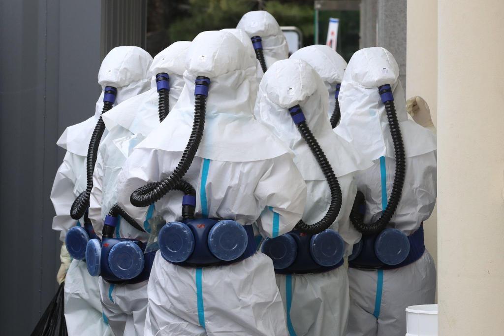 韩国成为全球第15个新冠肺炎确诊人数过万国家