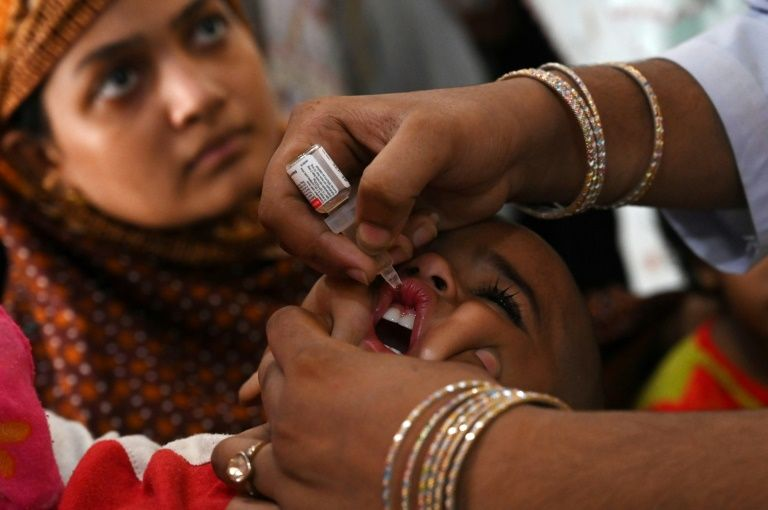 Pandemic forces polio eradication group to suspend campaigns