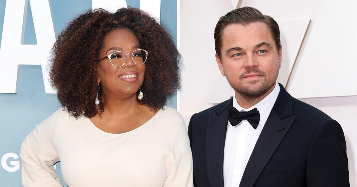 Oprah Winfrey donates $10million to coronavirus relief efforts including Leonardo DiCaprio's food fund for hard-hit communities