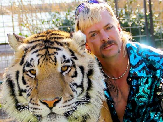 "Tiger King's Joe Exotic Speaks From Prison: ""I'm Done With the Carole Baskin Saga"""