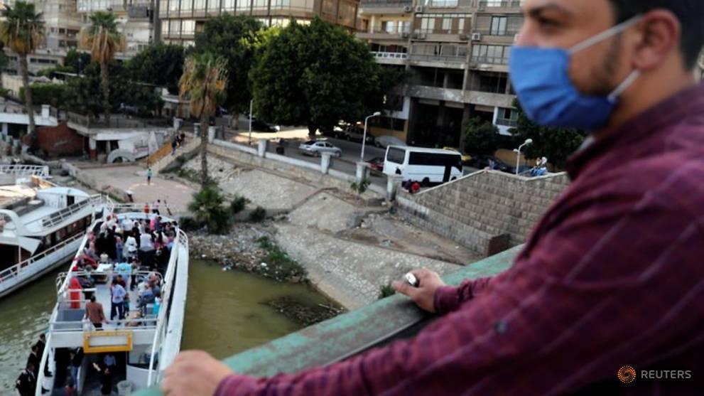 Egypt reports 86 new coronavirus cases