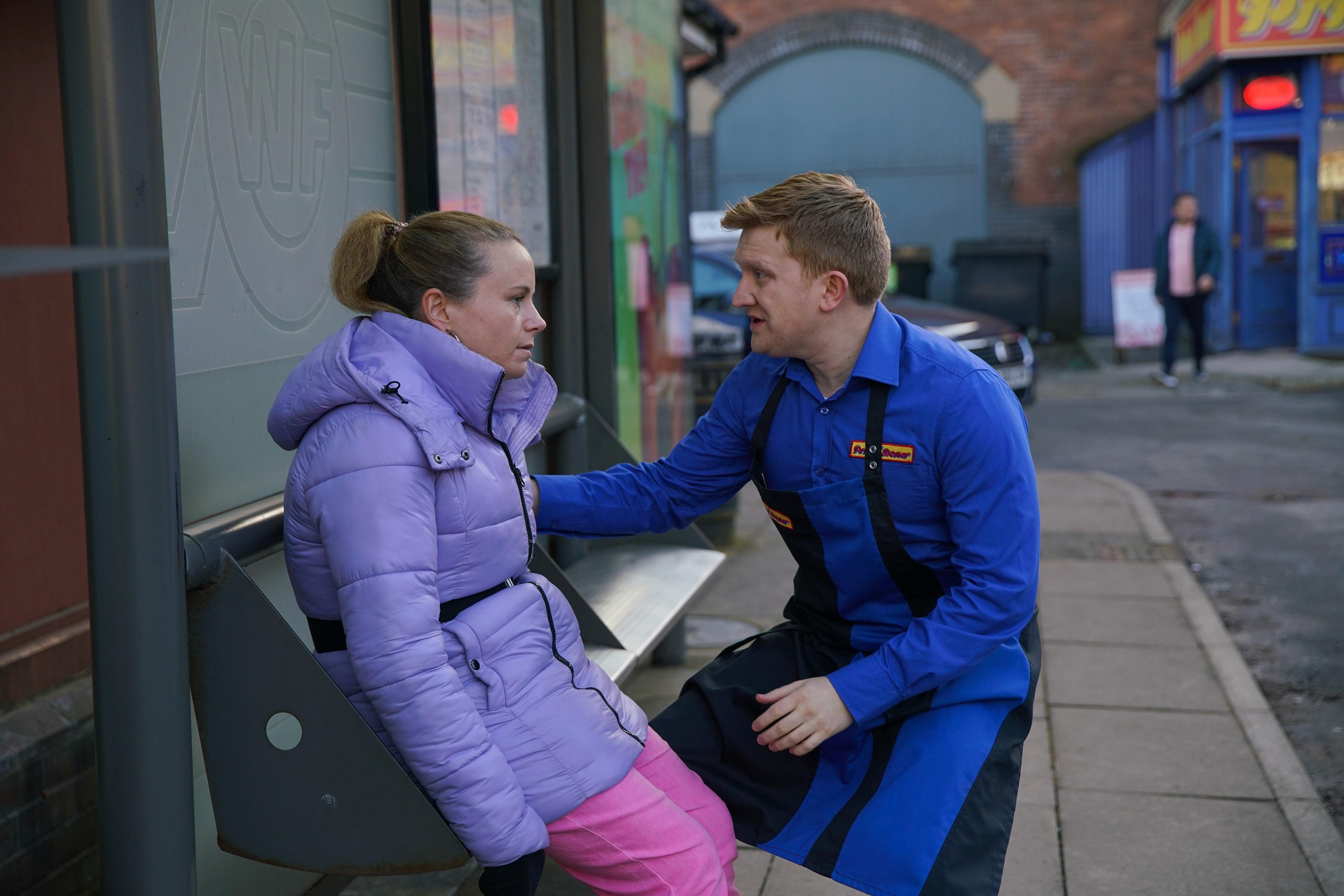Coronation Street spoilers: Sam Aston reveals Chesney's horror at Gemma discovery